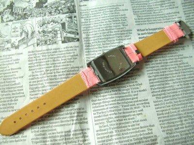 画像3: エッフェル塔腕時計