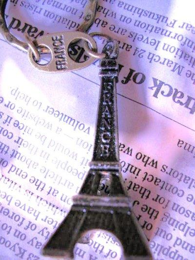 画像3: パリのキーホルダー